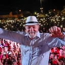 Así se vive la caravana de Lula por Brasil
