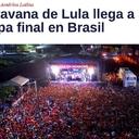Telesur: Caravana de Lula llega a su etapa final en Brasil