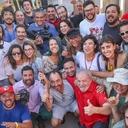 Lula da Silva se reúne con periodistas de medios alternativos