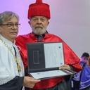 Lula recebe título de doutor honoris causa pela UFPI