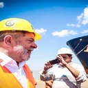 Finaliza caravana de Lula con visita a San Luis, Brasil