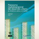 CEPAL: nuevo libro ofrece mirada integral sobre el desarrollo urbano