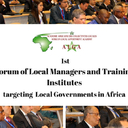Forum focuses on Institutes targeting Local Governments in Africa