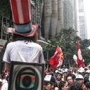 Estamos nas ruas em defesa da soberania nacional