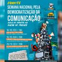 Em SP, debate sobre democratização da comunicação