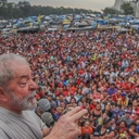 Lula visita ocupação Povo sem Medo em São Bernardo