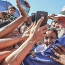 Terceiro dia de Lula por MG é marcado por paradas em cidades