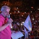 Lula participa de ato cultural em Araçuaí