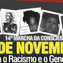 20 de novembro: 14ª Marcha da Consciência Negra, em SP