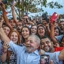 Caravana de Lula inicia tercera etapa en Espíritu Santo, Brasil