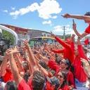 Caravana de Lula chega ao Rio de Janeiro