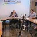 Confira a íntegra da entrevista coletiva do ex-presidente Lula
