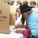 'Sim' vence em todas as perguntas no referendo do Equador