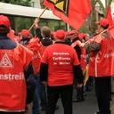 Sindicato alemão conquista redução de jornada para 28 horas semanais e reajuste de 4,3%