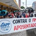 Trabalhadores de todo o país reforçam luta contra reforma da Previdência