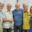 Pérez Esquivel se solidariza com Lula e critica intervenção no Rio