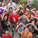 Lula recebe cicloativistas de São Paulo