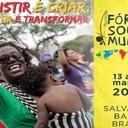 Fórum Social Mundial começa nesta terça em Salvador