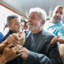 Em Santa Maria, Lula defende federalização do ensino médio