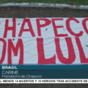 Telesur denuncia os atentados à Caravana Lula Pelo Sul