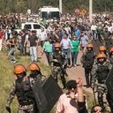 Dilma e Amorim denunciam milícias à mídia internacional