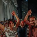 """""""Eles não sabem é que milhões já pensam como o Lula"""""""