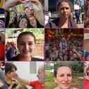 Mulheres da caravana: elas respondem com amor e atitude à violência dos homens
