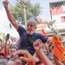 """Lula no ABC: """"Sairei dessa maior, mais forte, mais verdadeiro e inocente"""