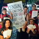 Solidariedade a Lula inclui campanha pelo envio de cartas ao ex-presidente