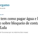 'Lula não tem como pagar água e luz', diz Okamotto