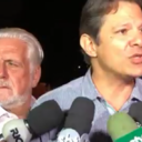 Haddad diz que espera ver a constituição cumprida