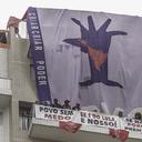 Frente Povo Sem Medo ocupa triplex que Moro diz ser de Lula