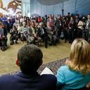 Partidos de oposição lançam manifesto em defesa da democracia