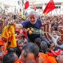 """Lula aos petroleiros: """"Vocês me ajudam a continuar acreditando na nossa luta por justiça"""""""