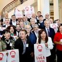 Com Esquivel, Parlasul entra na luta pela liberdade do ex-presidente Lula