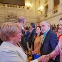 Michelle Bachelet defende Lula e Dilma no Congresso do Chile