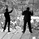 Em 68, 1º de Maio terminou sob pedras