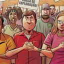 MP promove Maio Lilás em defesa da atuação sindical
