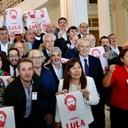 Deputada do Parlasul denuncia prisão política de Lula