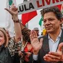 Lula encontra com Haddad e Gleisi em Curitiba