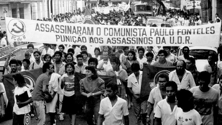 Campo: Há 31 anos morria Paulo Fonteles