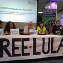 Prisão arbitrária de Lula é denunciada no Reino Unido