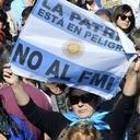 Argentinos fazem terceira greve geral contra o governo Macri
