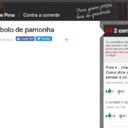 Contra censura da Globo, colunista publica receita de bolo