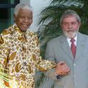 Canção coloca Lula ao lado de lideranças históricas