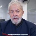 Inédito: Lula manda recado ao povo brasileiro