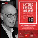 Ao vivo: Fundação Perseu Abramo e Instituto Lula homenageiam Antonio Candido