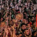 Veja as fotos do Festival Lula Livre no Rio
