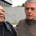 Chico Buarque e Martinho da Vila falam sobre visita a Lula