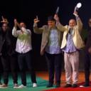 Prêmio da Música Brasileira é marcado por Lula Livre
